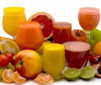 Exceso de jugo de frutas en los niños